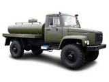 ГАЗ-33081 автоцистерна