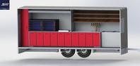 производство кухонь на колесах