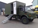 Unimog для военных